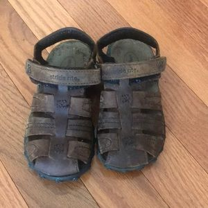 Stride rite boys summer sandals